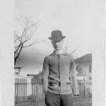 Picture of Verne Garrison, ca. 1914
